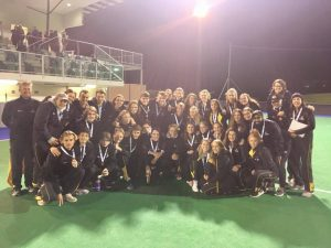 Dr7 Physiotherapy and Podiatry proud physios for the under 18s WA's women's hockey team.